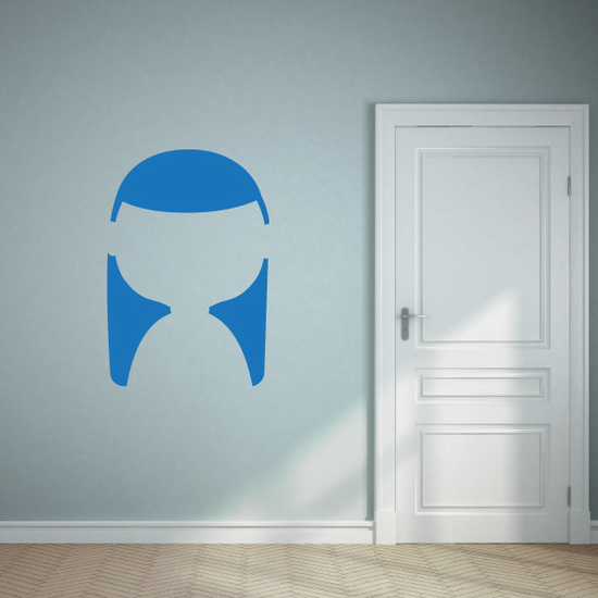Characterface Wall Decal - Vinyl Decal - Car Decal - Id026