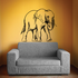 Wise Elephant Decal
