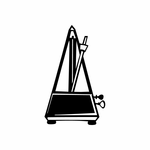 Metronome Detailed Decal