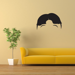 Characterface Wall Decal - Vinyl Decal - Car Decal - Id043