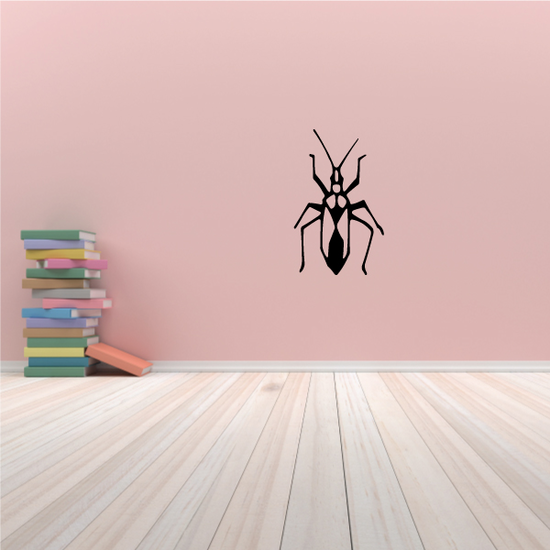 Grasshopper From Above Decal