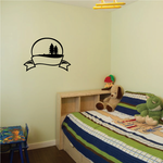 Sign Wall Decal - Vinyl Decal - Car Decal - 004