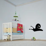 Snail Sliding Decal