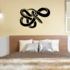 Tangled Up Snake Decal
