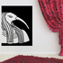 Thoth Egyptian Wall Decal - Vinyl Decal - Car Decal - MC71