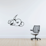 Goblin Snake Decal