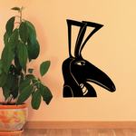 Egyptian Wall Decal - Vinyl Decal - Car Decal - MC76