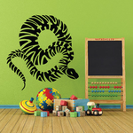 Rattle Snake Decal