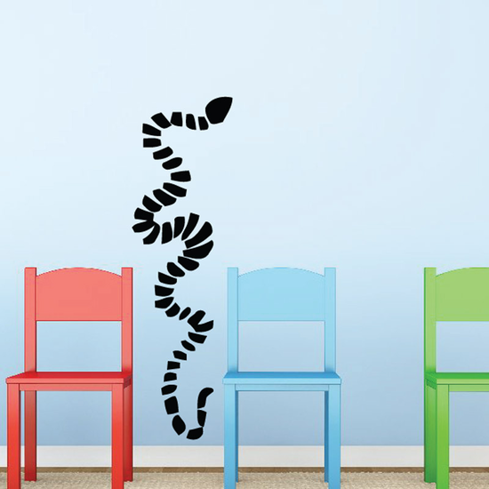 Abstract Corn Snake Decal