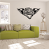 Winged Snake Decal