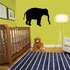 Patient Elephant Decal