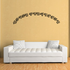 Never Forgotten In Loving Memory Wall Decal - Vinyl Decal - Car Decal - DC017