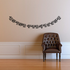 Never Forgotten In Loving Memory Wall Decal - Vinyl Decal - Car Decal - DC039