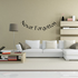 Never Forgotten In Loving Memory Wall Decal - Vinyl Decal - Car Decal - DC041