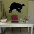Kneeling Elephant Decal