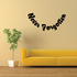 Never Forgotten In Loving Memory Wall Decal - Vinyl Decal - Car Decal - DC044