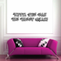 Until The day we meet again In Loving Memory Wall Decal - Vinyl Decal - Car Decal - DC006