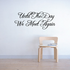 Until The day we meet again In Loving Memory Wall Decal - Vinyl Decal - Car Decal - DC007