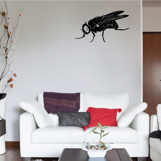 Horse Fly Decal