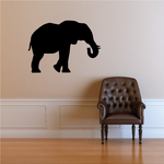 Attentive Elephant Decal