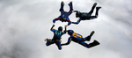 Sky Diving Decals