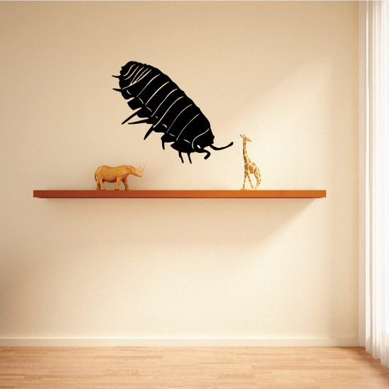 Rolley Polley Pill Bug Decal