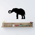 Feeding Elephant Decal