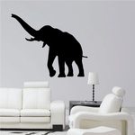 Tooting Elephant Decal
