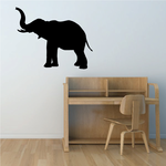 Happy Elephant Decal
