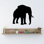 Classic Elephant Decal