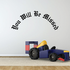 You Will be Missed In Loving Memory Wall Decal - Vinyl Decal - Car Decal - DC032