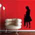 Mother Hugging Child Decal