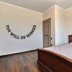 You Will be Missed In Loving Memory Wall Decal - Vinyl Decal - Car Decal - DC046