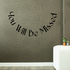 You Will be Missed In Loving Memory Wall Decal - Vinyl Decal - Car Decal - DC052