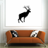 Majestic Elk Perched Decal