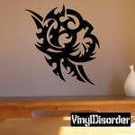 Classic Tribal Wall Decal - Vinyl Decal - Car Decal - DC 026