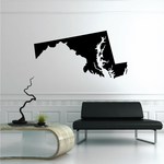 Maryland State Decal
