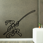 Track And Field Pole Vault Wall Decal - Vinyl Decal - Car Decal - CDS004