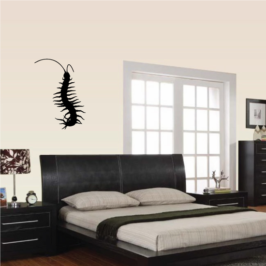 Millipede Swerving Decal