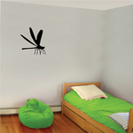 Dragonfly Flying Decal