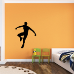 Track and Field Wall Decal - Vinyl Decal - Car Decal - 005