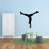 Track and Field Wall Decal - Vinyl Decal - Car Decal - 008