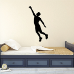 Track and Field Wall Decal - Vinyl Decal - Car Decal - 009