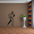 Track and Field Wall Decal - Vinyl Decal - Car Decal - SM007