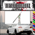 Track and Field Wall Decal - Vinyl Decal - Car Decal - SM022