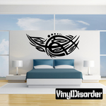 Classic Tribal Wall Decal - Vinyl Decal - Car Decal - DC 012