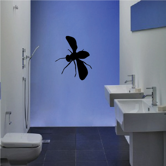 Fly Crawling Decal