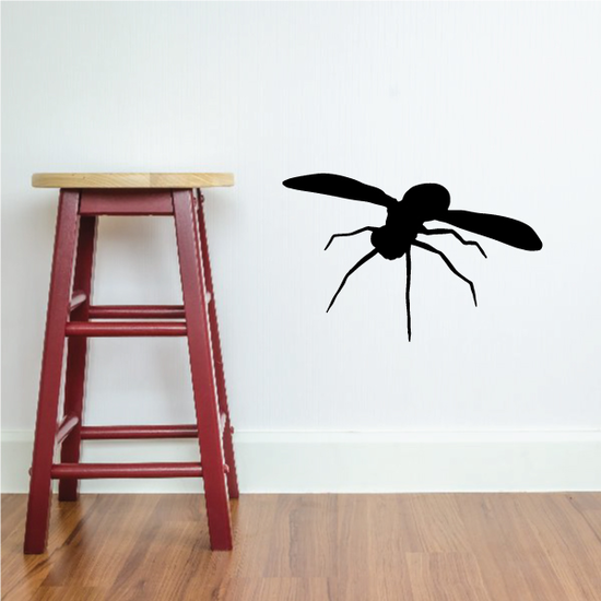 Fly Wings Spread Decal