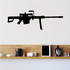 Open Stock Sniper Rifle with Bipod Decal