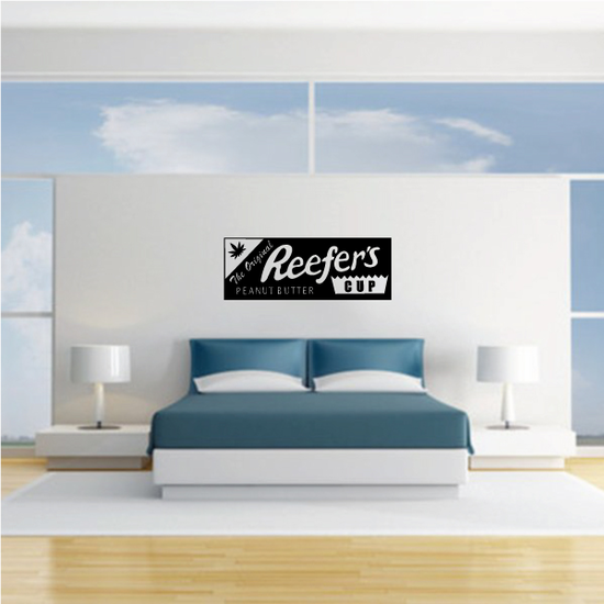Reffers Cup Candy Decal
